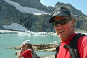 Grinell Glacier, why we're a green builder